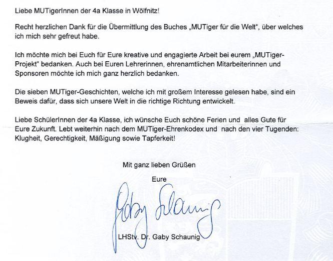 Worte-Gaby Schaunig